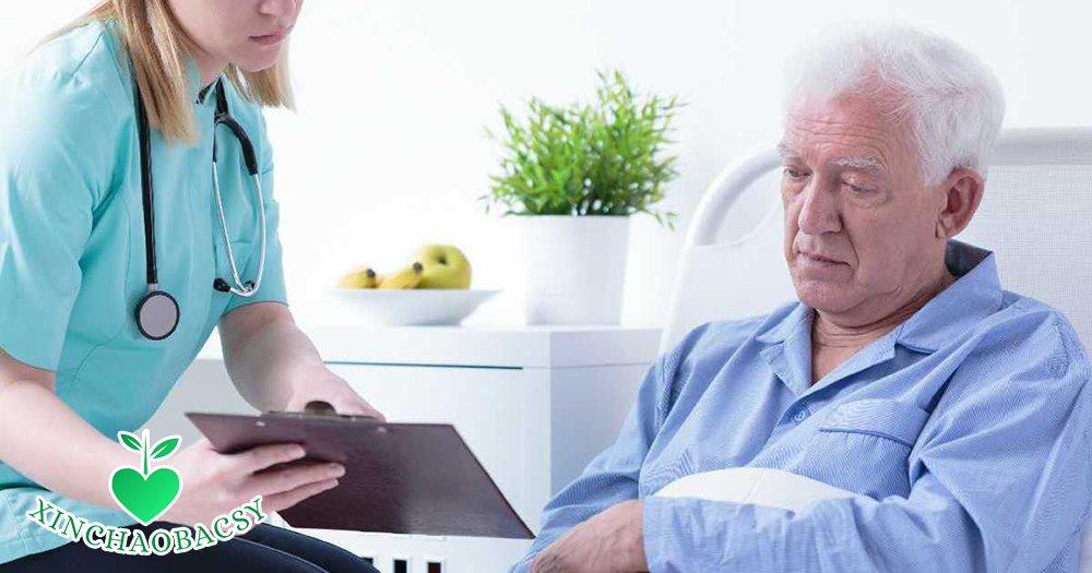 Suy tim cấp – Mối hiểm họa đối với người bệnh tim mạch cao tuổi